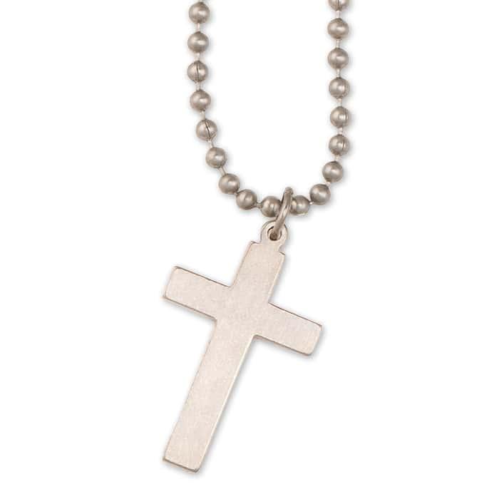 Christian Cross Necklace & Pendant