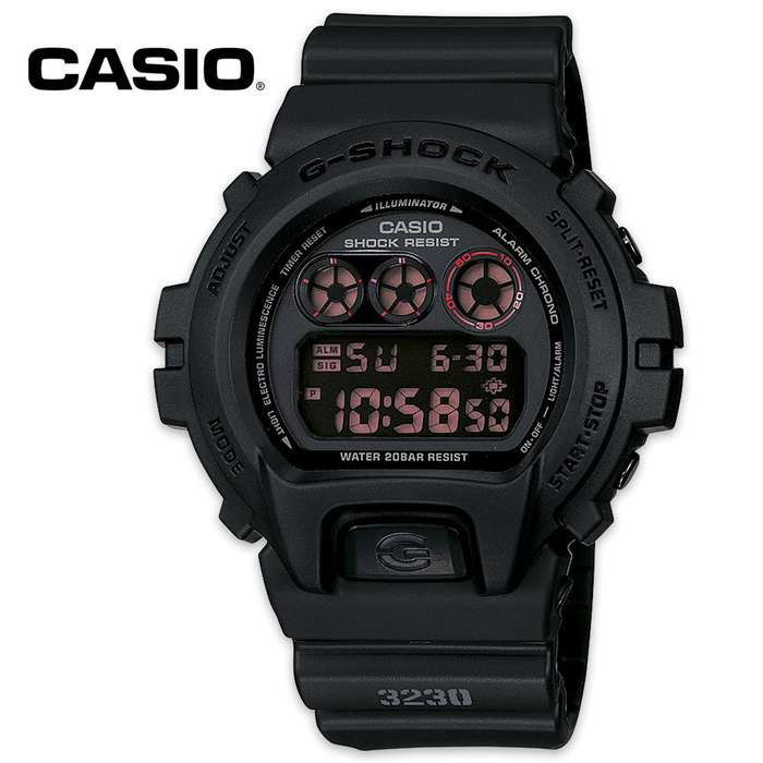 Casio Mens G-Force Military Watch
