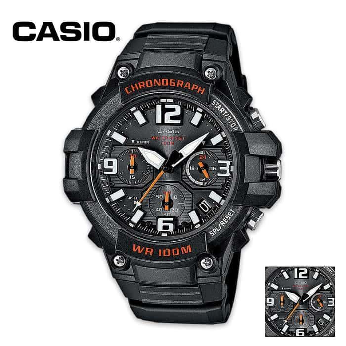 Casio Classic Watch Black