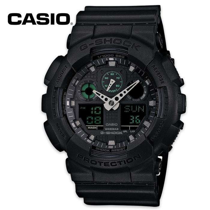 Casio G-Shock Military Black Watch