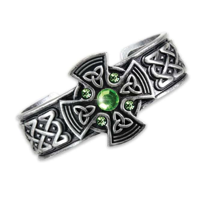 Celtic Shield Bracelet