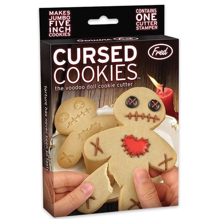 Cursed Cookie Cutters