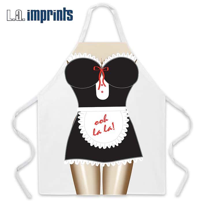 French Maid Apron