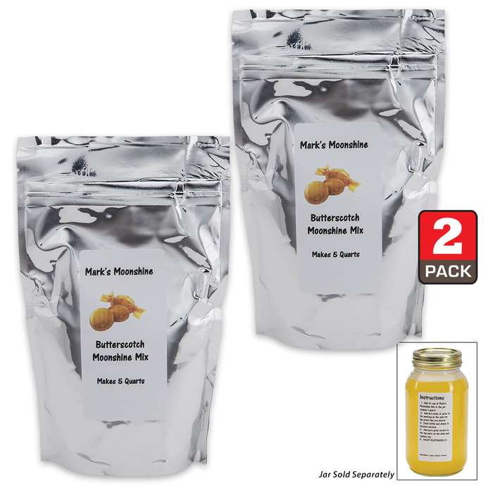Mark's Moonshine Mix Butterscotch Refill - 10 Quarts