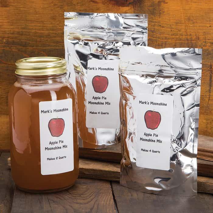 Mark's Moonshine Mix Apple Pie - 8 Quarts