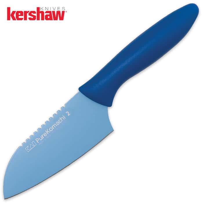 Kershaw Komachi Small Blue Fish Knife