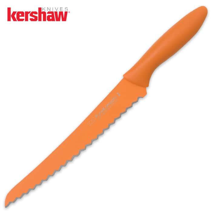 Kershaw Orange Pure Komachi 2 Bread Knife