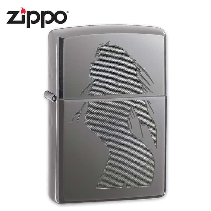 Zippo Seductive Silhouette Lighter