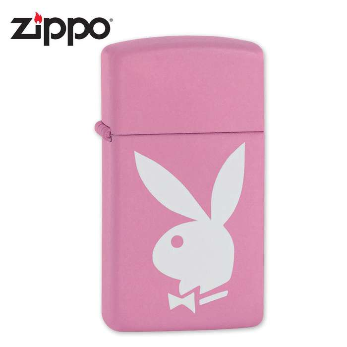 Zippo Playboy Slim Lighter