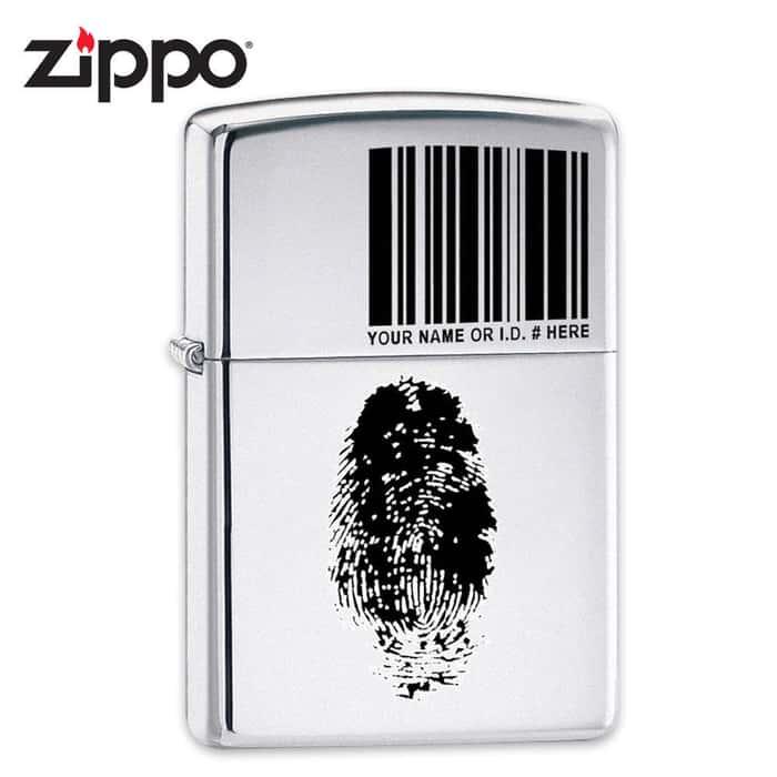 Zippo Fingerprint ID Lighter