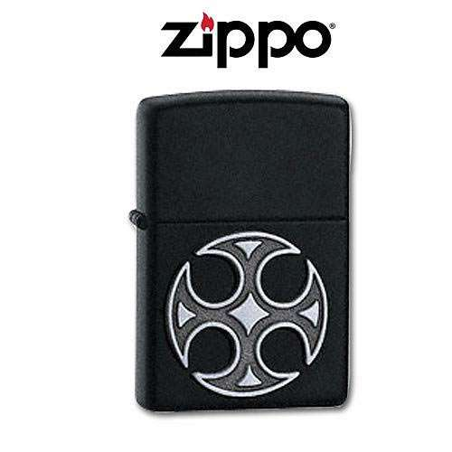 Zippo Middle Ages Cross Lighter
