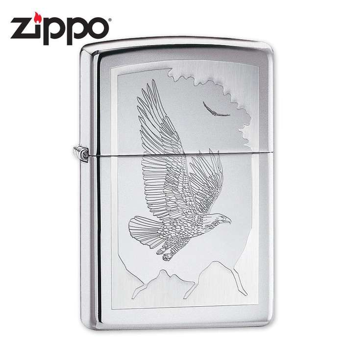Zippo Birds of Prey Lighter