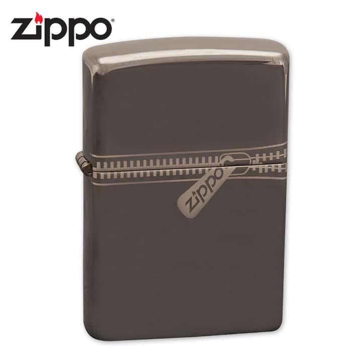 Zippo Zipper Lighter