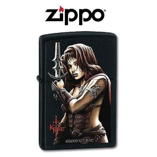 Zippo Kit Rae Vaelen Lighter