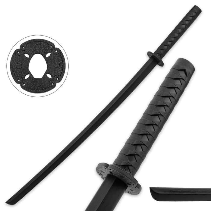 Modern Synthetic Bokken Sword Set OF Two