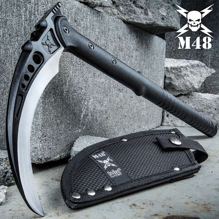 M48 Tactical Kama With Sheath