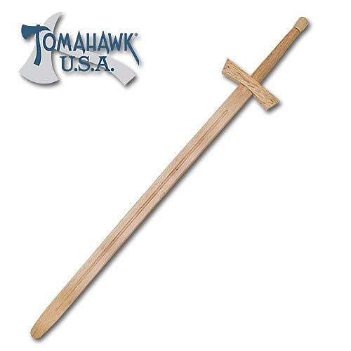 "48"" Wooden Knight Sword"