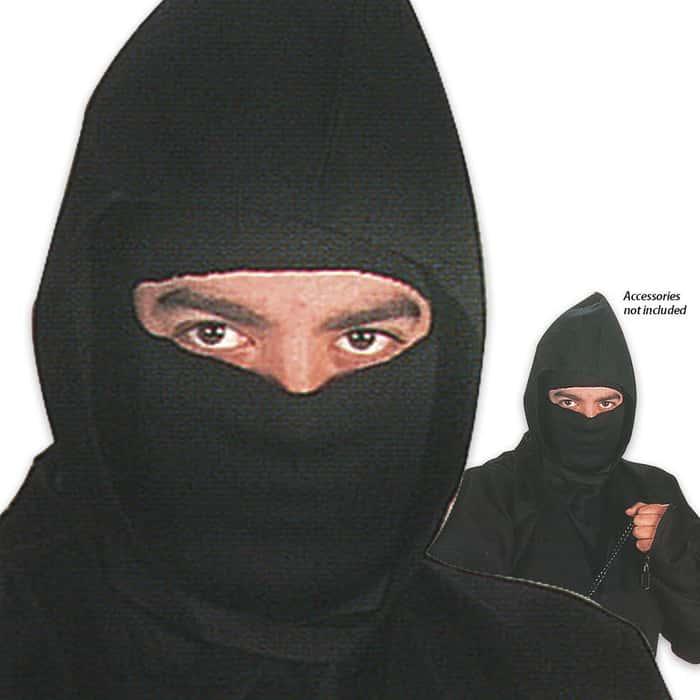 Ninja Hood & Mask