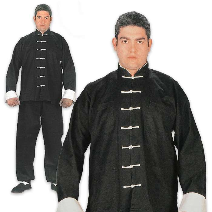 Kung-Fu Ninja Uniform-XX-Large