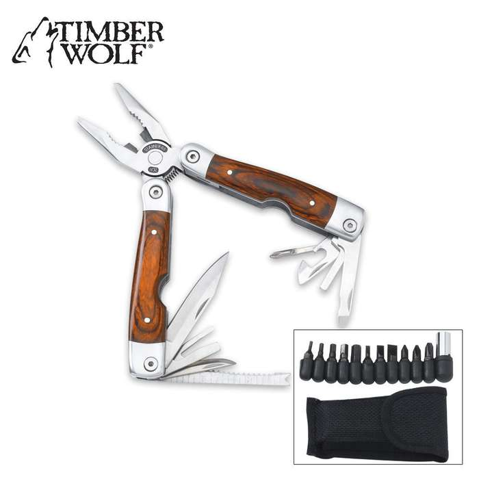 Timber Wolf Undertaker Multi-Tool