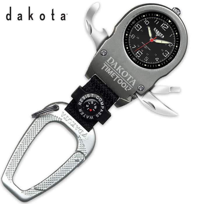 Dakota Time Tool