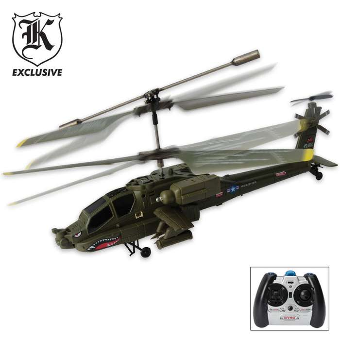 3 Channel Gyro R/C Mini Helicopter
