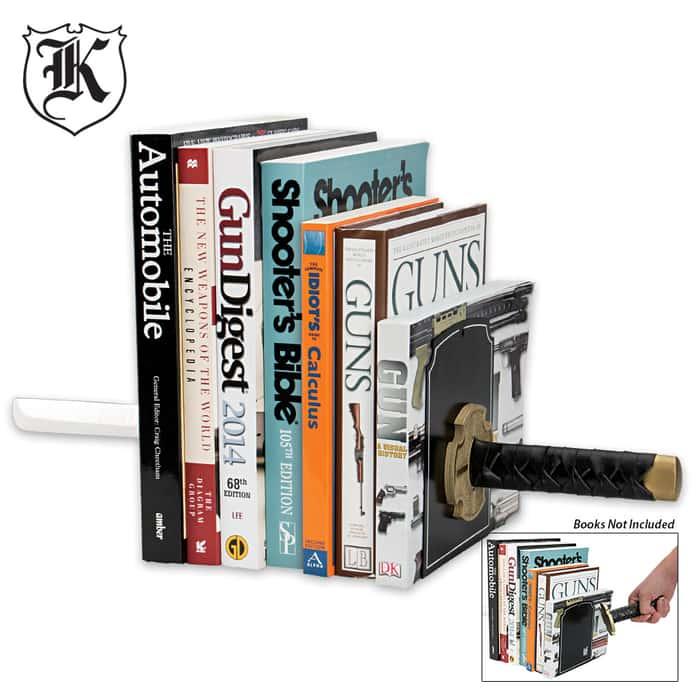 Iron Sword Bookshelf