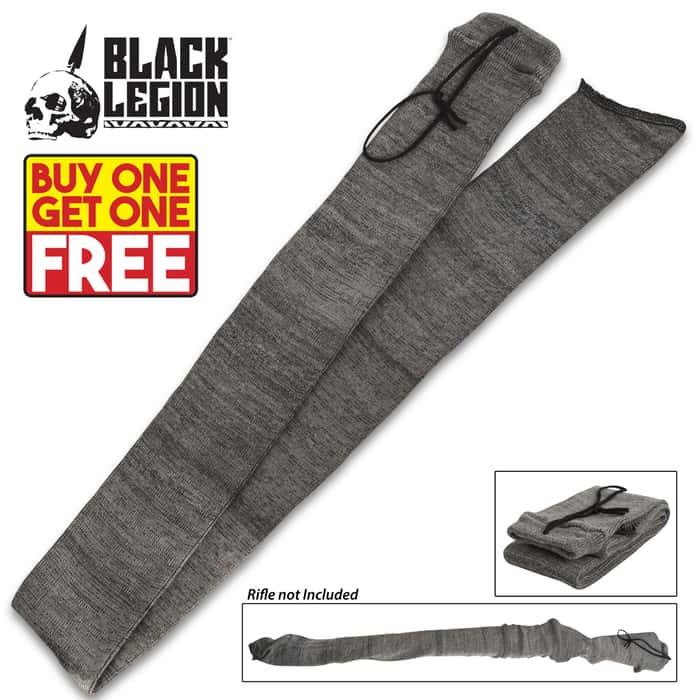 Gun Sock Rifle Or Shotgun Storage - BOGO