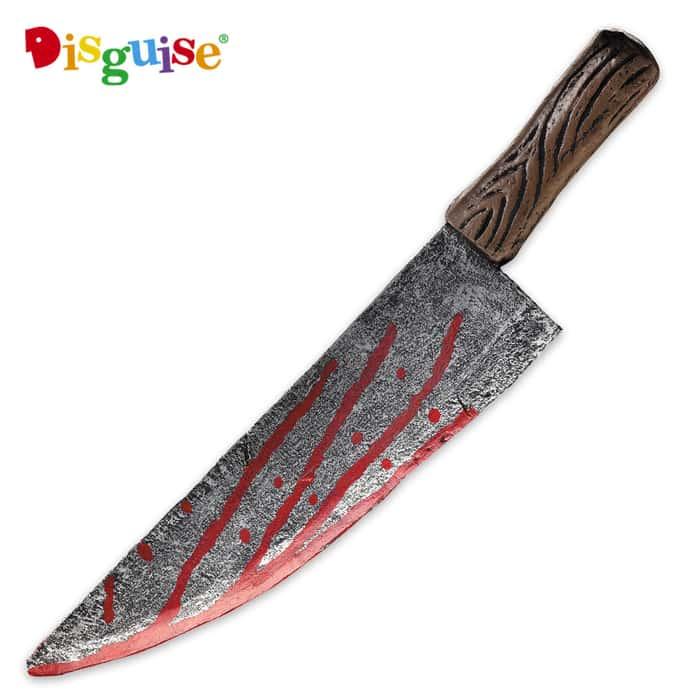 Foam Bloody Knife - Prop-Costume