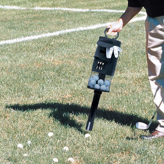 Deluxe Shag Bag - Golf Training Tool