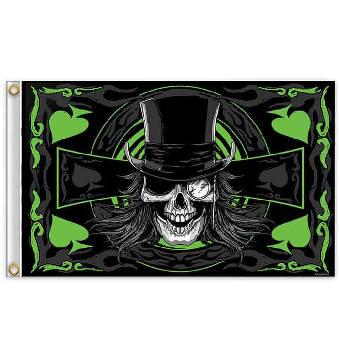 Mad Hatter Flag