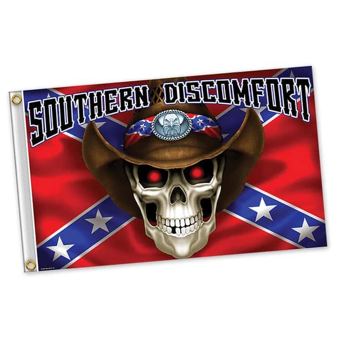 Southern Discomfort Flag