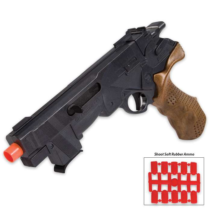 45 Eagle Toy Gun - Use With Rubber Ammo