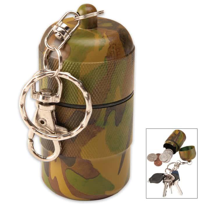 Camouflage Utility Capsule