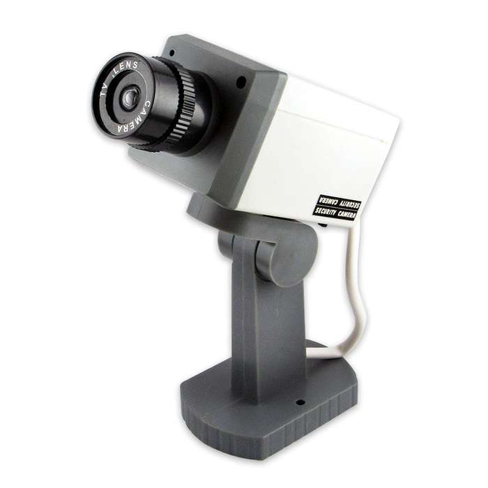 Dummy Security Camera With Motion Sensor