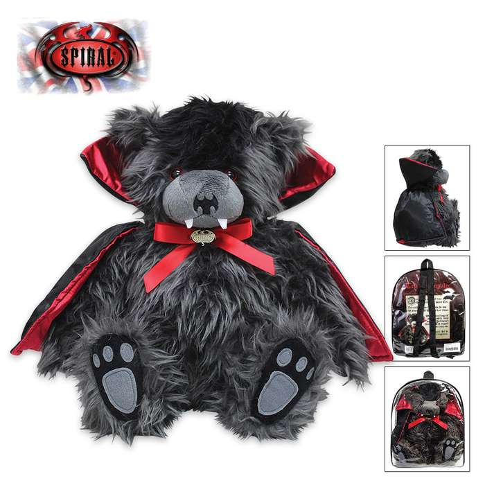 Ted The Impaler Teddy Bear