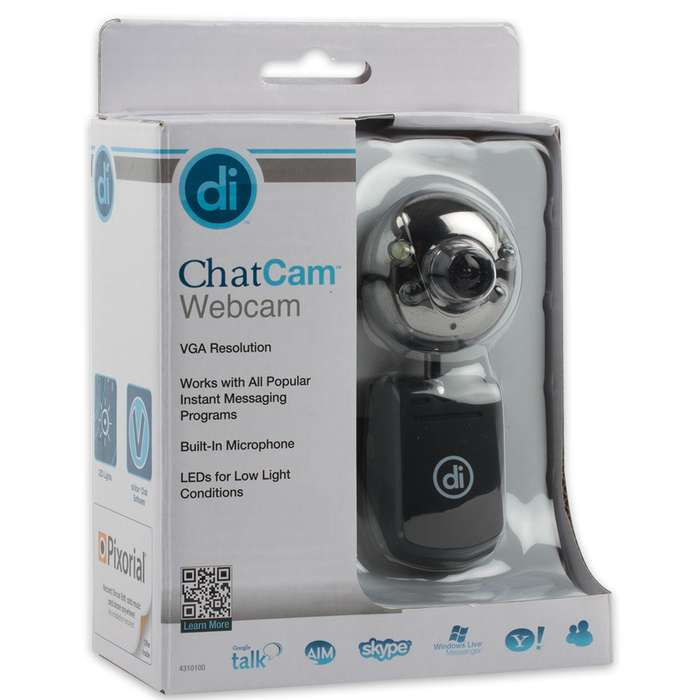 ChatCam Webcam