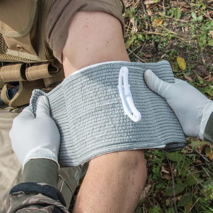 Israeli Military Combat Trauma Bandage