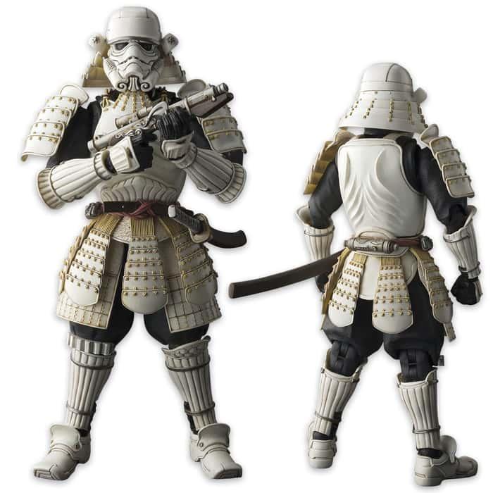 Star Wars Tamashi Ashigaru Stormtrooper - Movie Realization
