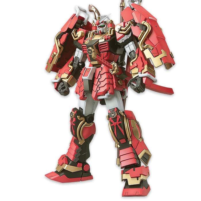 Bandai Shin Musha Gundam Sengoku No Jin - Master Grade