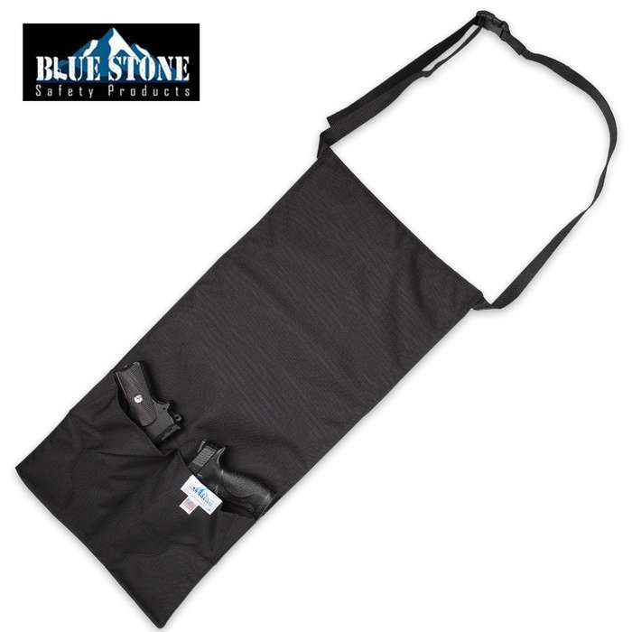 Blue Stone Black Executive Car Seat Holster