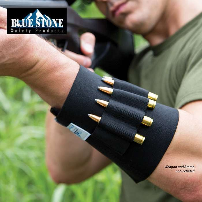 Blue Stone Sniper Arm Holster
