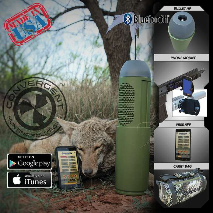 Convergent Bullet HP Complete Calling System