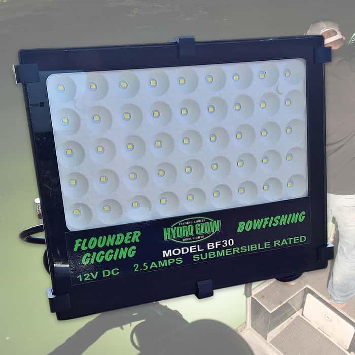 Daylight White Submersible Light - 30W 12VDC