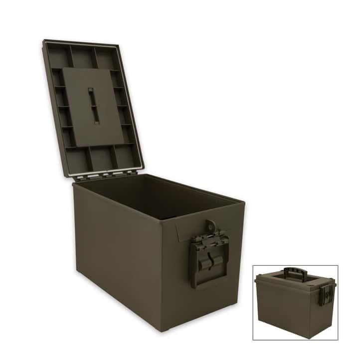 Ammo Box Large OD