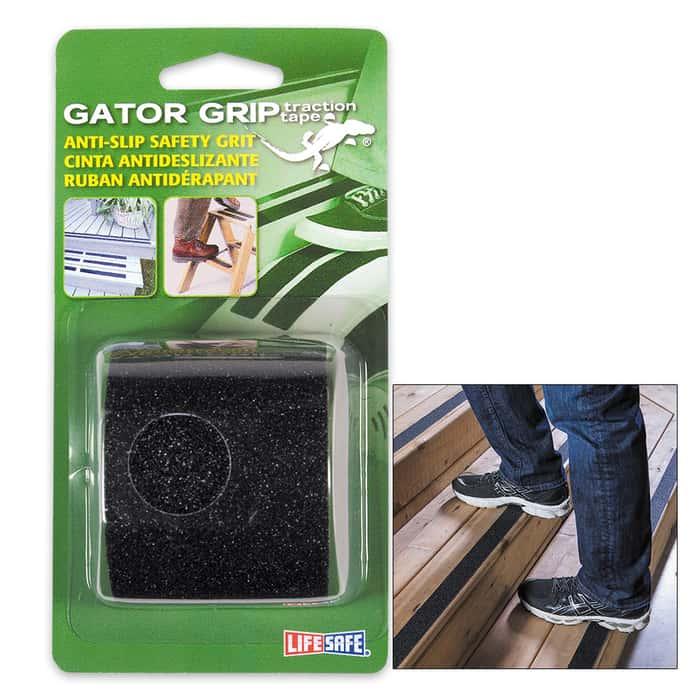 Gator Grip Anti-Slip Safety Grip Tape - 2X6