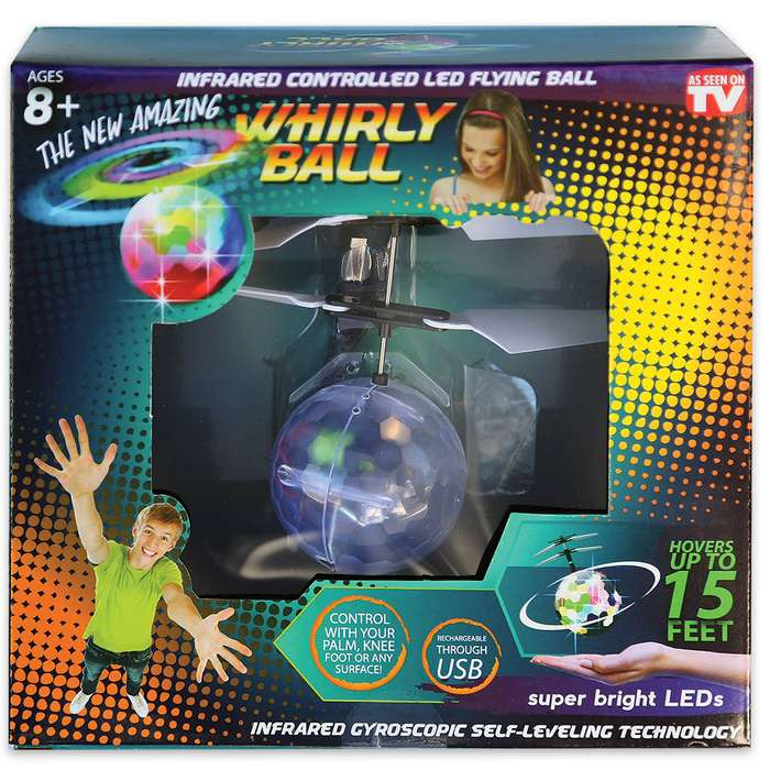 Whirly Ball LED Hovering Ball
