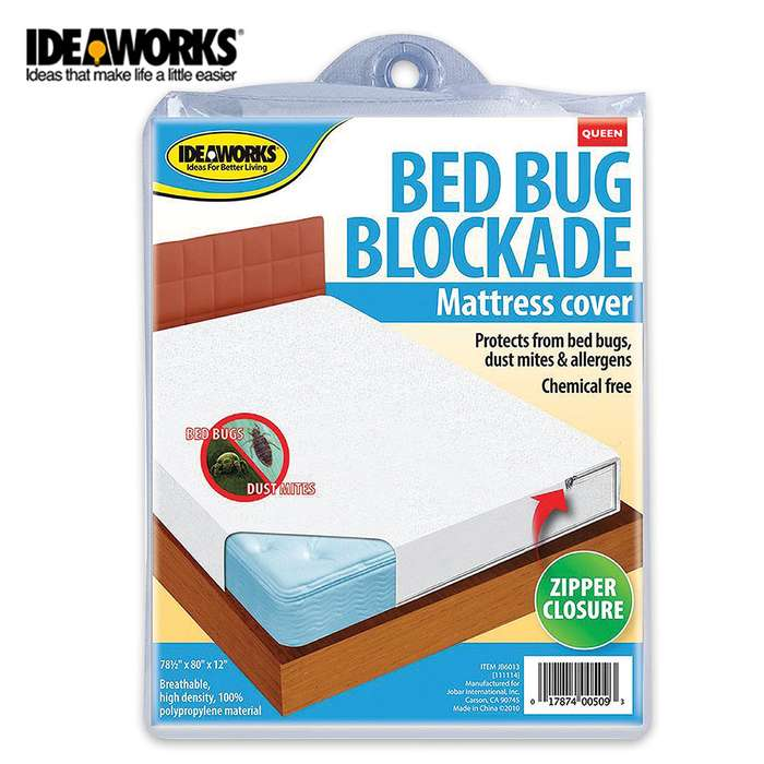 Bed Bug Blockade Mattress Cover Queen