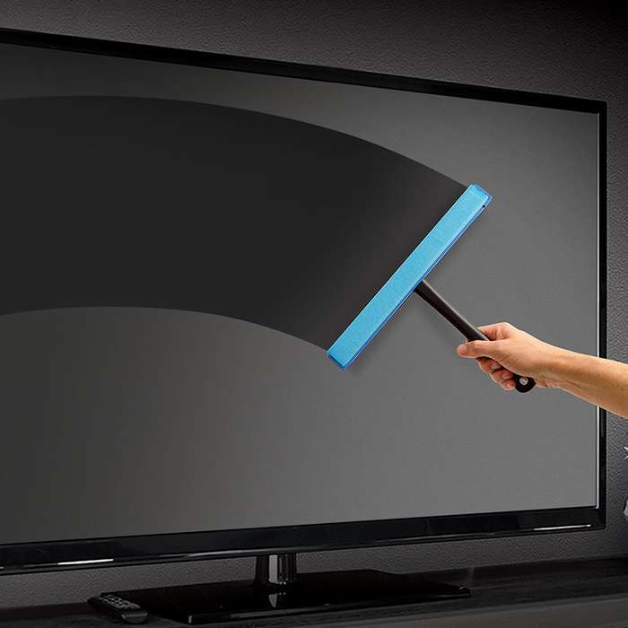 Big Screen Cleaner For All Screens - 12 In.