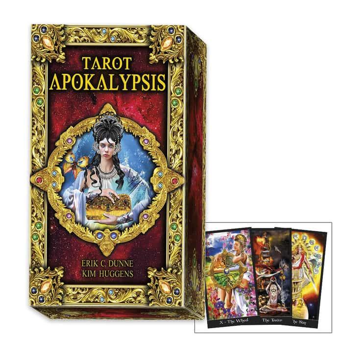 Apokalypsis Tarot Card Deck